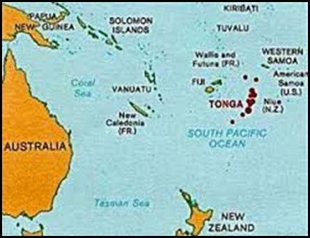 TongaAust